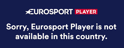 Sorry, Eurosport Player is not available in this country.