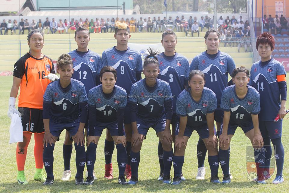 Live | Nepal vs Myanmar  | AFC Olympic Women's Round 2 Qualifiers