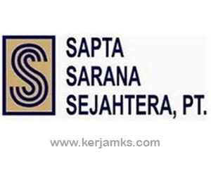 Lowongan Kerja PT Sapta Sarana Sejahtera Makassar