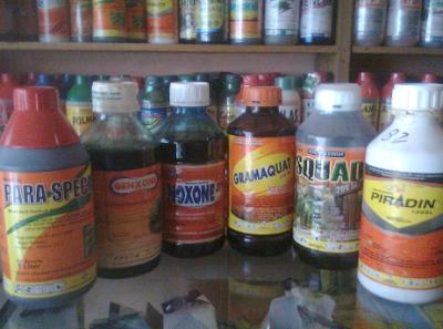 Penggunaan Obat Kimia