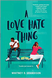 Book Review: A Love Hate Thing, by Whitney D. Grandison