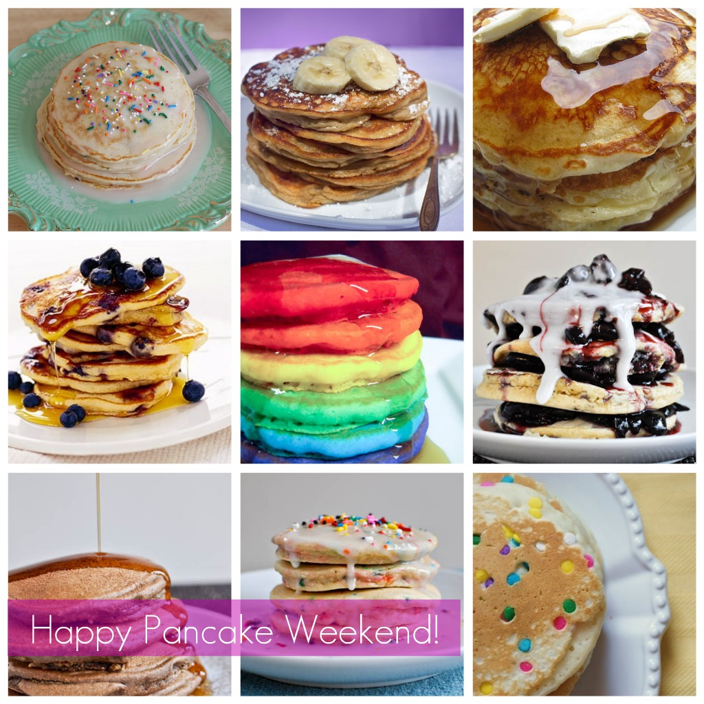 Artelexia: Happy Pancake Weekend!