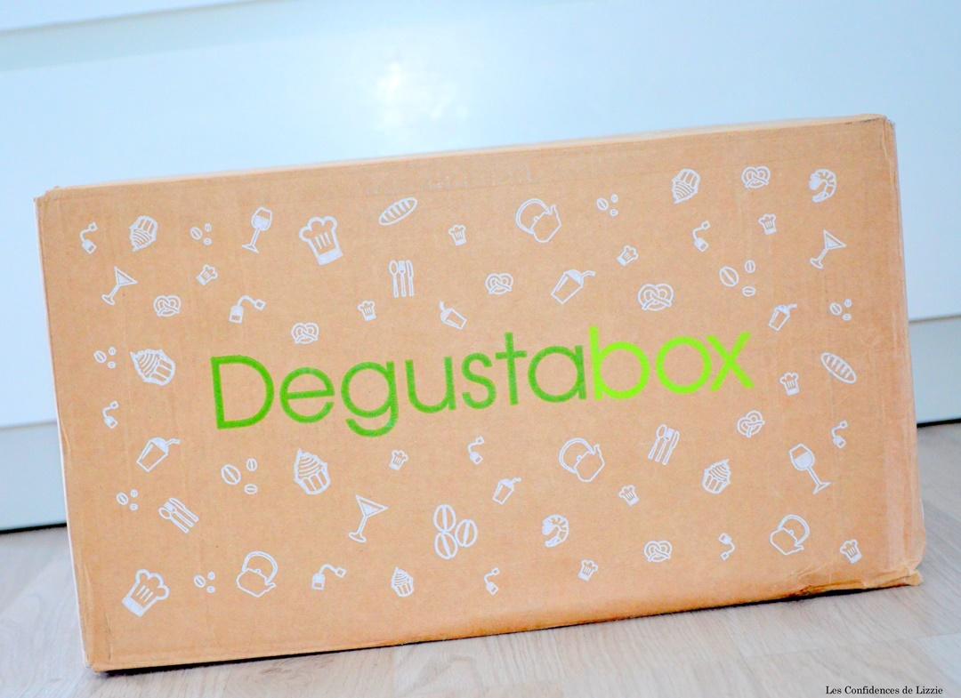 degustabox - mai - contenu - box food