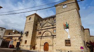 Úbeda, Casa de las Torres.