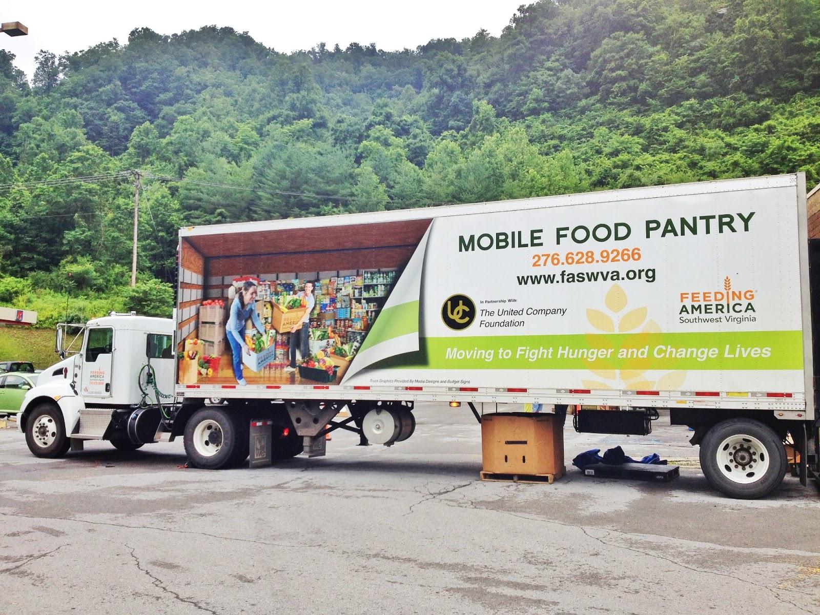 Food Banks In Harrisonburg Virginia