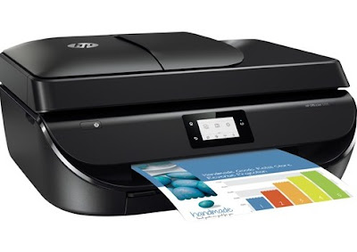 HP OfficeJet 5255 All-in-One Printer Review - Free Download Driver