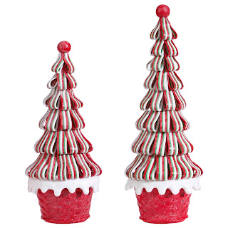 ribbon candy tree shapes