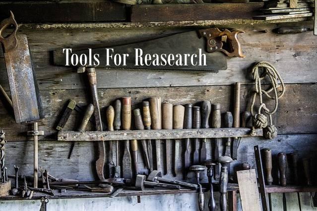 Alat untuk riset kata kunci