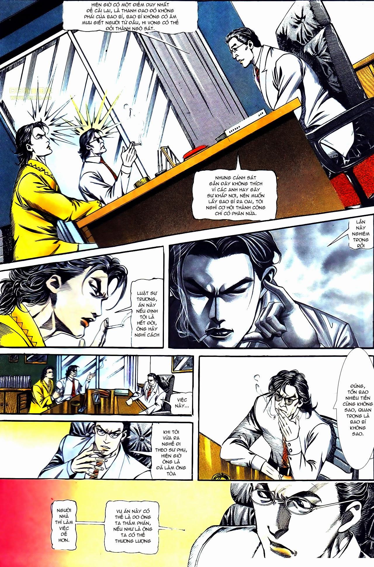 Người Trong Giang Hồ chapter 119: tù chung thân trang 12
