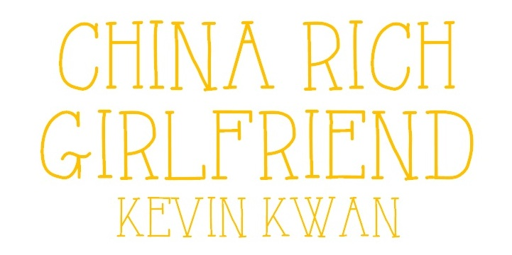 China Rich Girlfriend, Crazy Rich Asians, Fully Booked, Kevin Kwan, Kevin Kwan book tour, astrid leong, china rich girlfriend sequel, kevin kwan third book