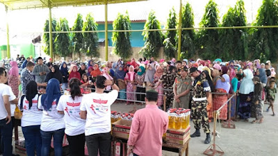 Komitmen Sinar Mas Dalam Berbagi Melalui Bazaar Rakyat 2018 6
