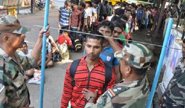 Varanasi Army Rally, Indian Army Rally, Open Bharti Rally