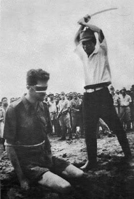 decapitación soldado
