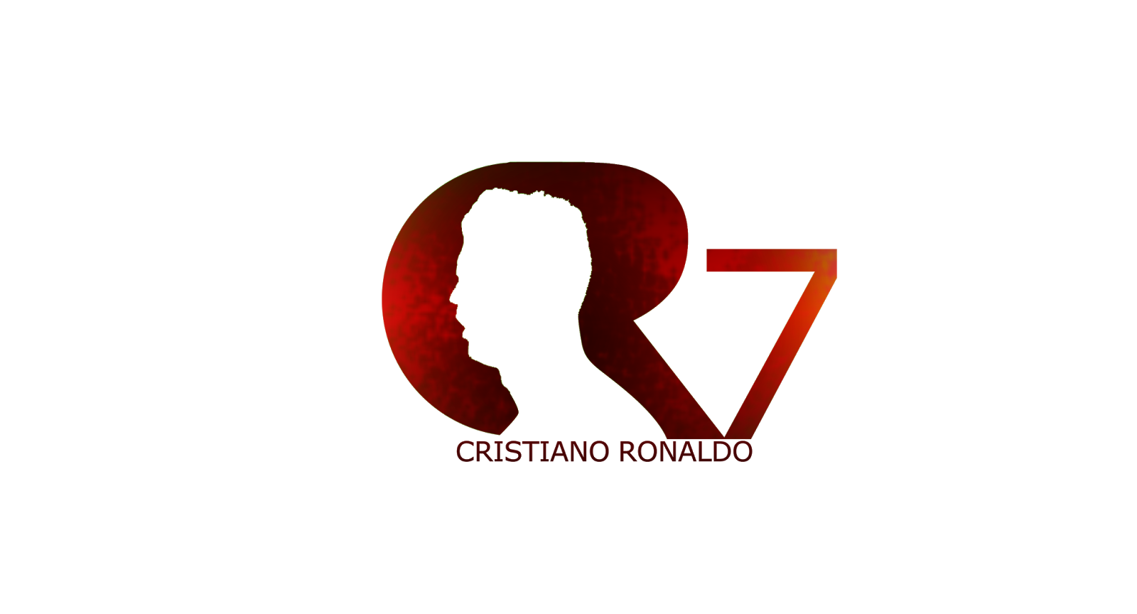 Fiverr guru cristiano ronaldo cr7 logo adobe photoshop cs6 tutorial - Christiano ronaldo logo ...