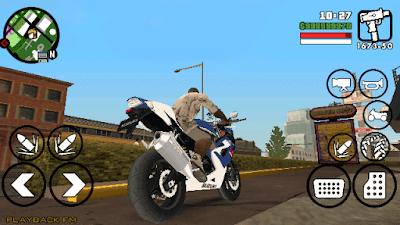 GTA San Andreas (SA) Lite Apk+Data Dalam Android Terbaru