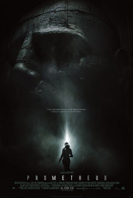 PROMETHEUS 2012 MOVIE POSTER