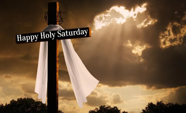 Whatsapp holy saturday messages