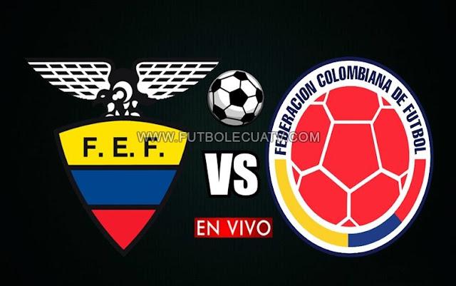 Ecuador y Colombia se enfrentan en vivo a partir de las 20:00 horario local por un amistoso internacional a realizarse en el Estadio Red Bull Arena de EE.UU, teniendo como árbitro principal a mencionar luego con emisión de los medios oficiales CNT Sports, DirecTV y TVCable.