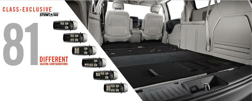 dodge grand caravan seating configuration The Country Chrysler Blog: Dodge Grand Caravan - seating