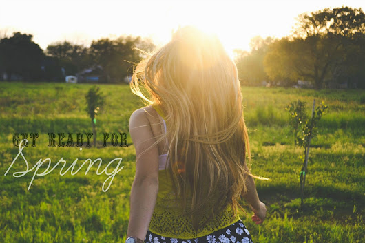 Thinking Like May: Spring MUST HAVES