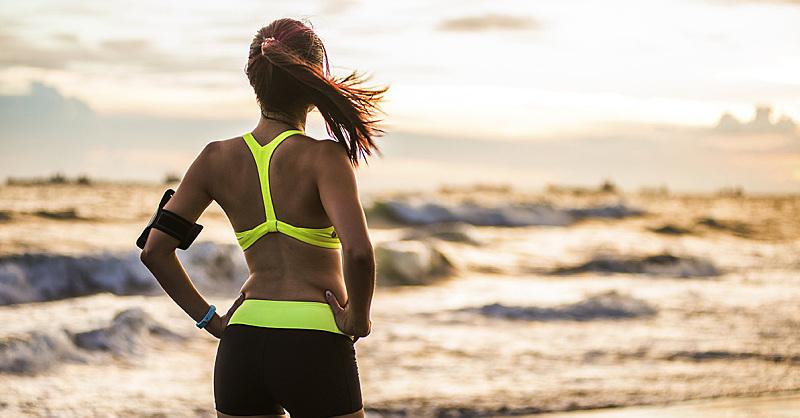Ejercicio físico para estar en forma y saludable