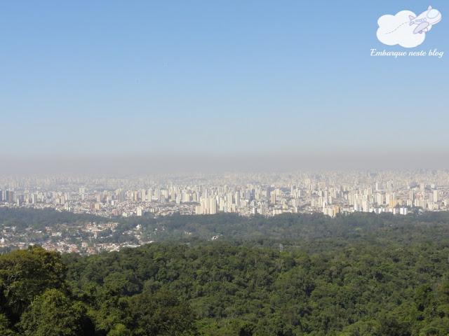 Vista da Pedra Grande, Parque da Cantareira