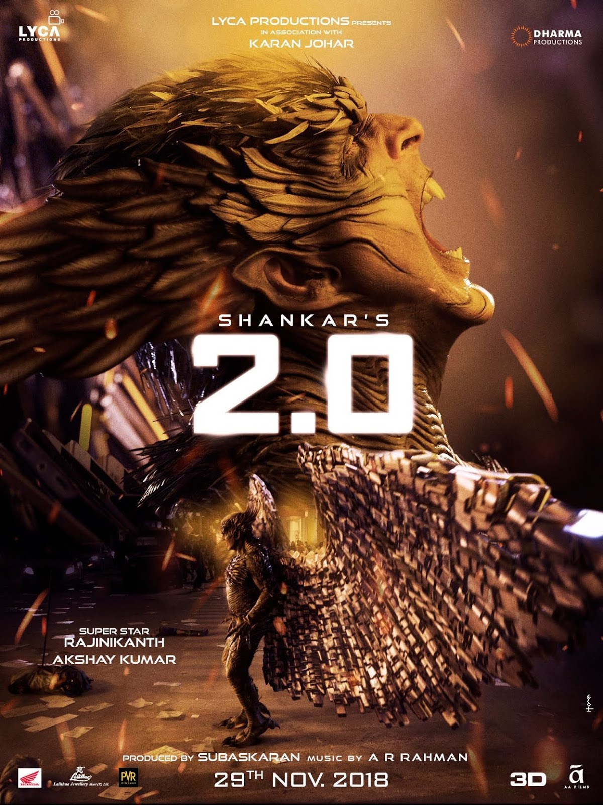 watch robot 2.0 (2018) full movie download in hindi 720p