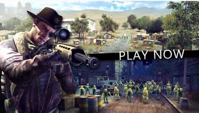 Last Hope Sniper Mod Apk Zombie War Premium Money OFFLINE