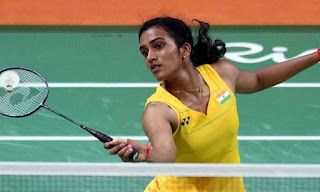 P.V Sindhu seventh in Forbes list of highest paid women sportspersons