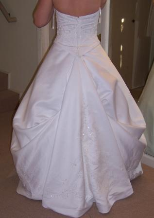 WEDology by Dejanae Events: Wedding Gown Bustle Glossary