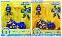 Imaginext DC Super Friends Batgirl super heroine comics Batman toys