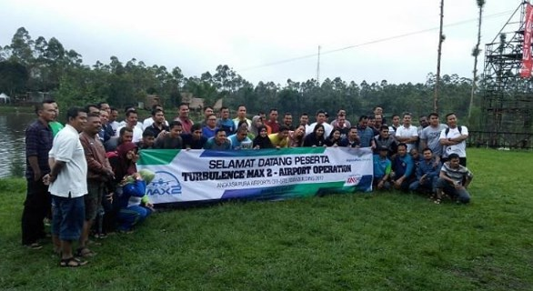 Ankasapura gathering bersama gravity adventure