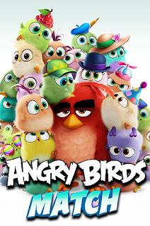 Angry Birds Match V1.0.9 MOD Apk