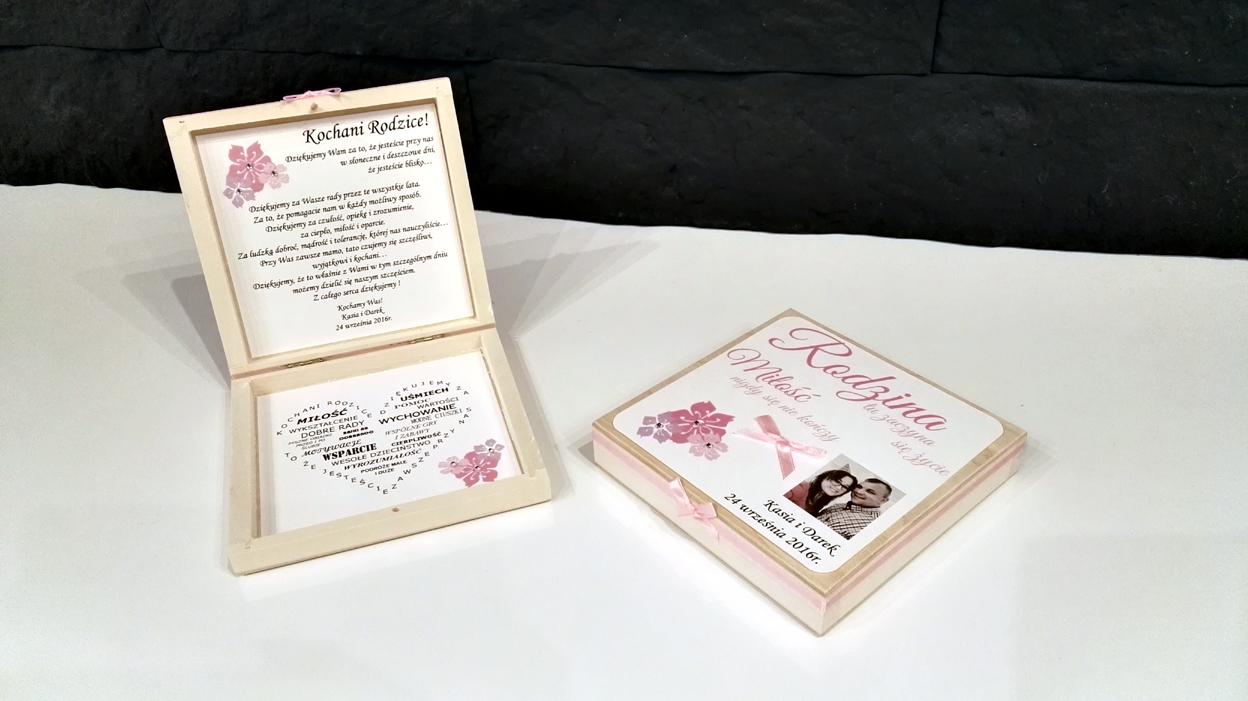 Papierowe Marzenia Zaproszenia ślubne Prośby O Błogosławieństwo