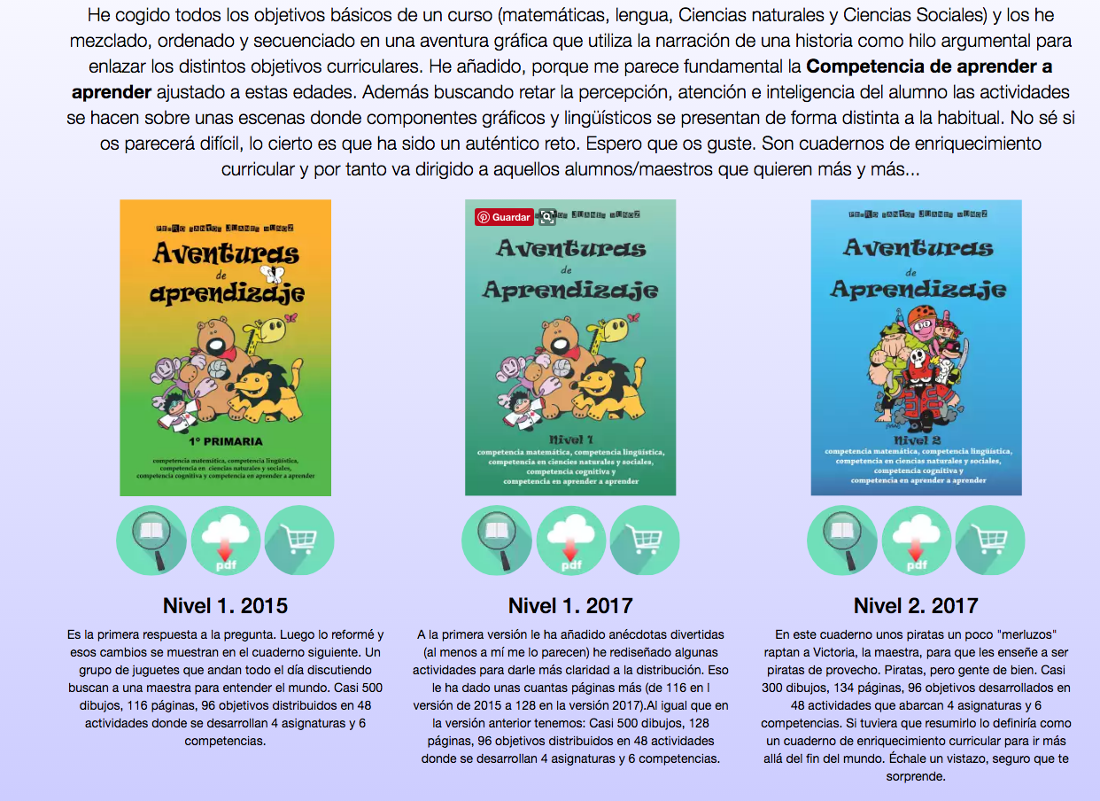 Educación tecnológica: Aventuras de aprendizaje: materiales para ...