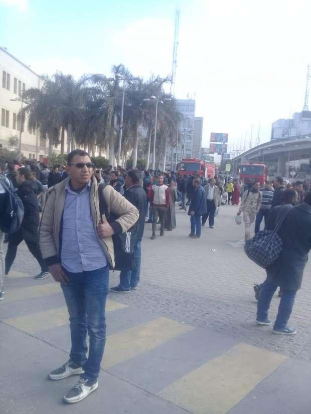 اسماء ضحايا محطة مصر