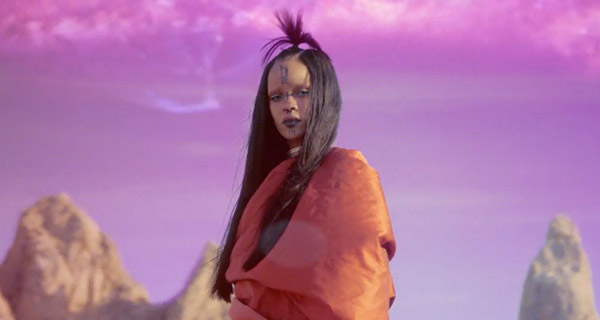 Rihanna Star Trek Beyond