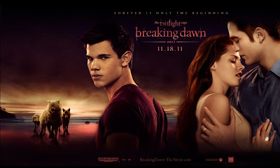 Twilight 4 - Breaking Dawn Movie