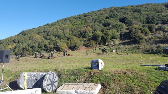 Εντατικές οι πρόβες για την αναπαράσταση της μάχης του Καλπακίου[photos]