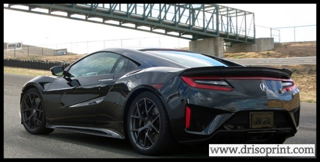 New Acura NSX Review 2017