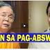 BREAKING NEWS: ALAMIN Ang Rason ng Hukom sa Pag abswelto kay Trillanes!