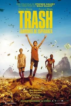 descargar Trash, Ladrones de Esperanza, Trash, Ladrones de Esperanza español