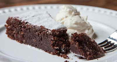 Receita de Torta Caprese
