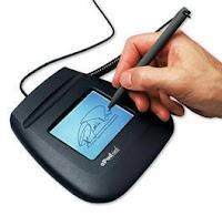 Menggunakan Tanda Tangan  Digital Untuk Otentikasi Dokumen Elektronik