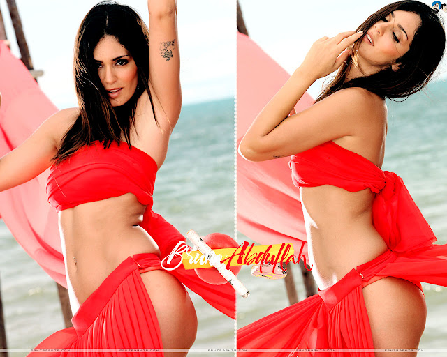 Bruna Abdullah Sexy Wallpapers