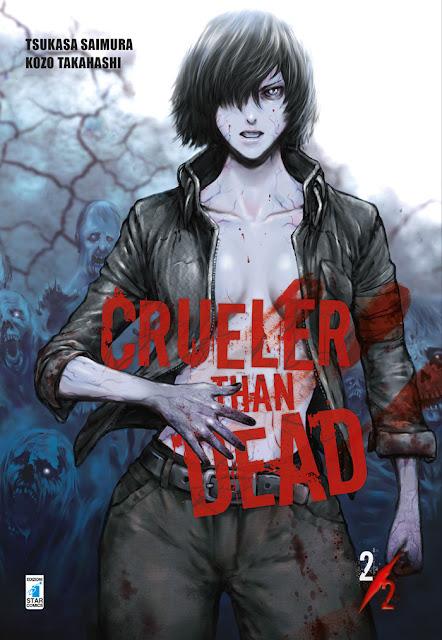 Crueler than dead #2