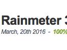 Rainmeter 3.3.1 Offline Installer 2017 Free Download
