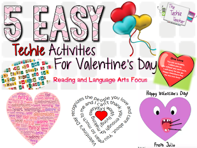 5 Easy Techie Activities for Valentine's Day