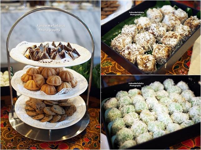 Ramadan Cookies & Malay Kuih Muih