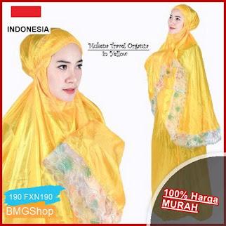 FXN190 Mukena Abutay Organza BMGShop